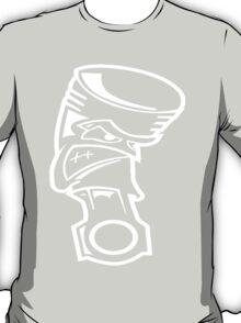 Angry piston T-Shirt