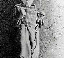 The Kid ..Jackie Coogan by Margaret Harris