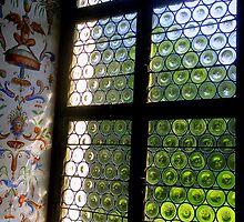 Fresco on the window by sstarlightss