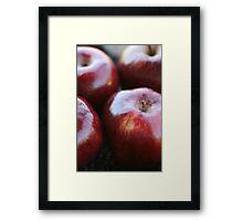 Apple Fresh Framed Print