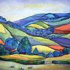 Devonshire Quilt by bevmorgan