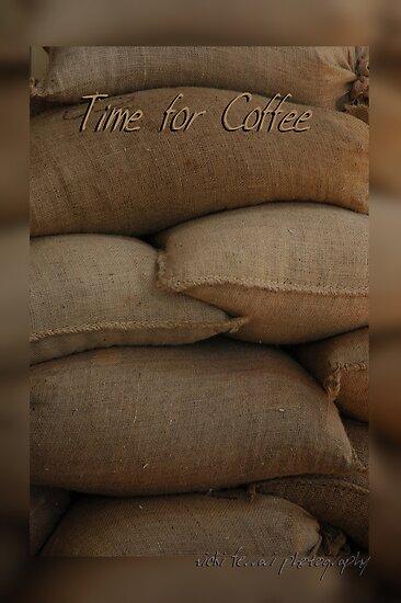 Coffee Time Card © Vicki Ferrari Photography by Vicki Ferrari