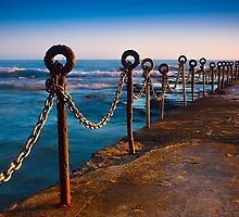 Ocean Baths Newcastle by gizArt