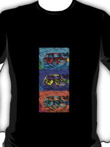 Classic Mini Printin' Color Version T-Shirt