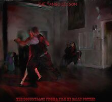 THE TANGO LESSON  by scarlet james
