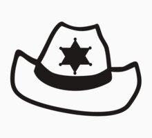 Sheriff hat star by Designzz