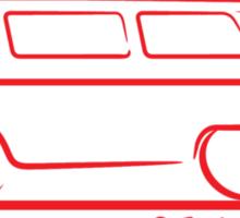Speedy VW Vanagon Westfalia Westy Sticker