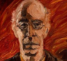 Henry Miller: Man on Fire by Conrad Stryker