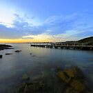 """ West Cape Cape Conran "" by helmutk"