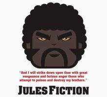 JULES FICTION V1 by sraheeldesigns