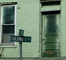 Columbia St. by DebbyZiegler