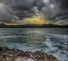 Storms in Puerto Plata by Adam Northam