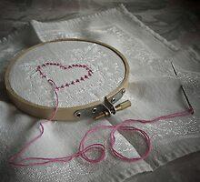 Sewing Love Around the World by Rachel Sonnenschein