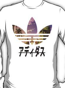 Adidas Pixel Landscape T-Shirt