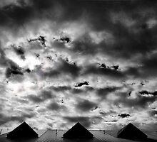 Brooding Sky by Paul Scrafton