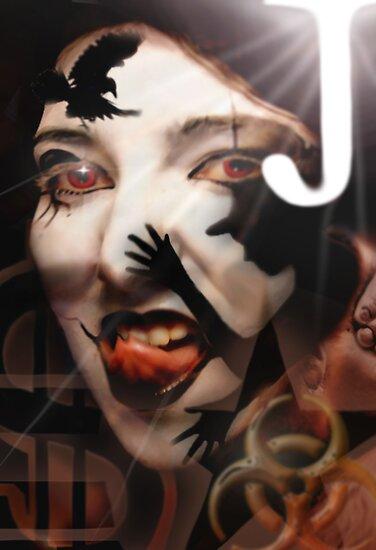 Joker to The thief by Cliff Vestergaard