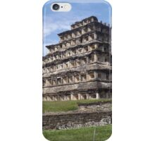 El Tajin, Pyramid of Niches iPhone Case/Skin