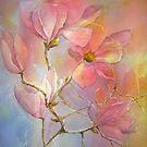 Pink Magnolia by bevmorgan