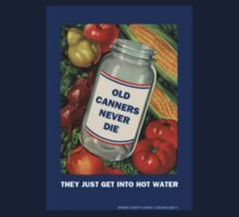 Old Canners Never Die Kids Clothes