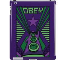 OBEY Purple Tentacle iPad Case/Skin