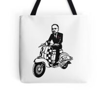 The Modfather Tote Bag