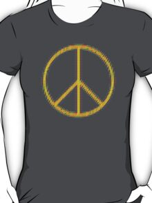 Peace Sign Symbol Abstract 5 T-Shirt