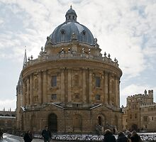 Radcliffe Camera by Eugene Francis Cummings