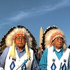 Two Chiefs by Wayne King