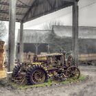 Essex Farm Tractor by Nigel Bangert