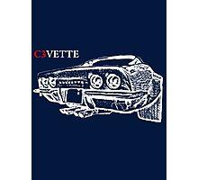 c3 Chevrolet Corvette Photographic Print