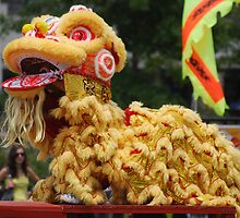 The Chinese Dragon by laureenr