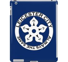 Leicester City Always the Same iPad Case/Skin