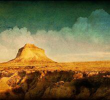 Pawnee Plains by John Salisbury