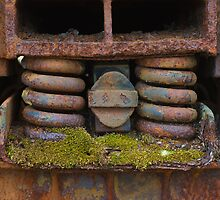 Train suspension by William Fehr