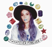 Halsey Whatever Forever Gems by Glampagne