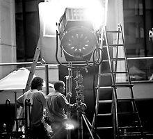 Movie Set by David Petranker