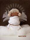 CHUNKIE Guardian Angel by © Karin  Taylor