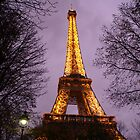 Eiffel Tower by contagion