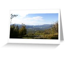 Keppels Lookout (Marysville) Greeting Card