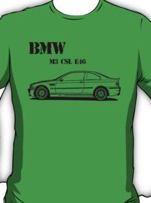 BMW M3 E46 T-Shirt