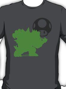 Smash Bros- Bowser T-Shirt