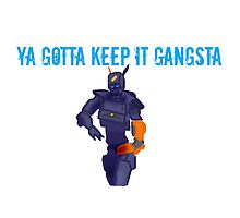 Chappie - Ya Gotta Keep It Gangsta  by rorkstarmason