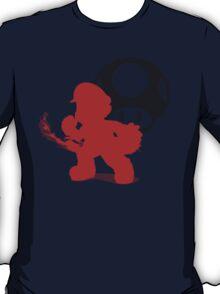 Smash Bros - Mario T-Shirt