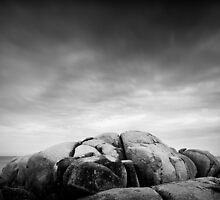 Granite Stack, Tasmania by NickMonk
