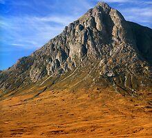 Glen Coe, Scotland by Les Meehan