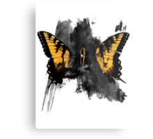 Brand New Eyes Metal Print
