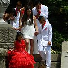 Quinceanera in the Park by ctheworld