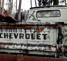 Will a truck sit idle and rust... by Margaret  Clemmer