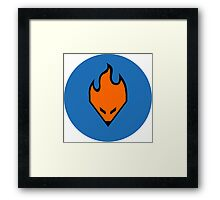 TheFoxOnFire Framed Print
