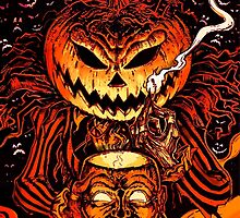Pumpkin King Lord O Lanterns by themonsterstore